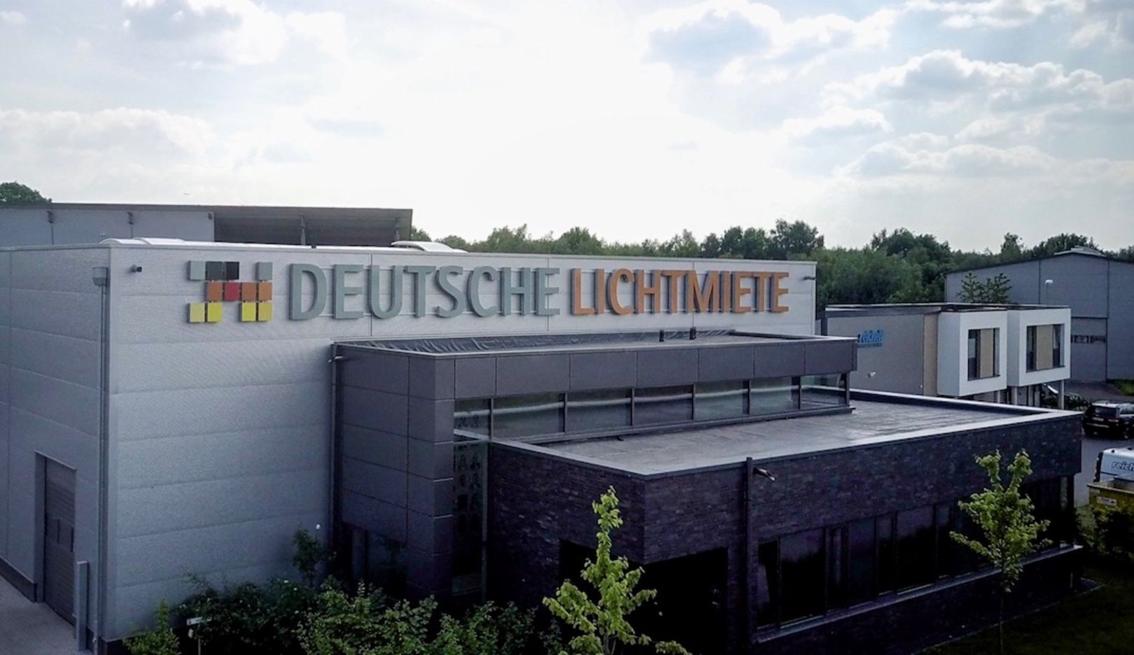 Deutsche Lichtmiete, Oldenburg, 2018, Porsche AG