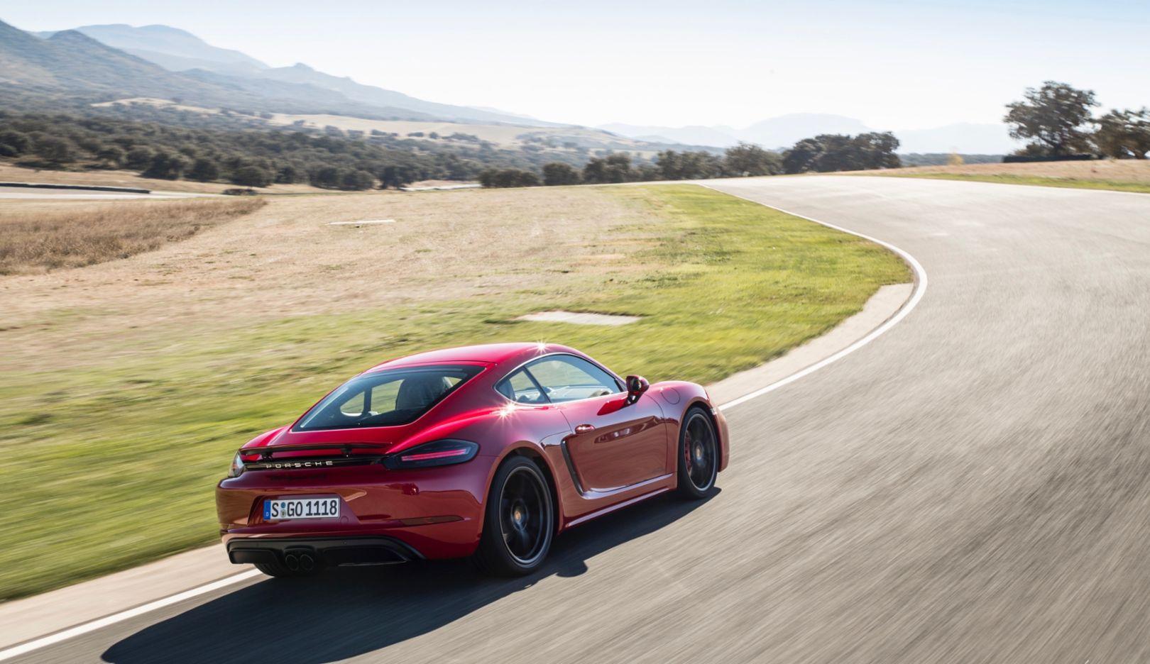 718 Cayman GTS, Ascari, 2017, Porsche AG