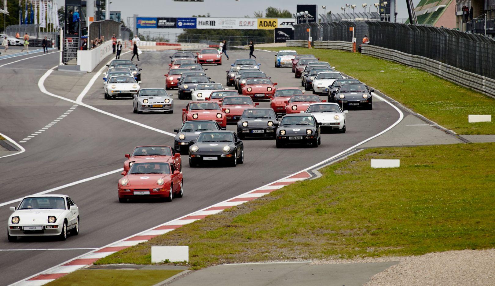 Oldtimer-Grand-Prix, Nürburgring, 2016, Porsche AG