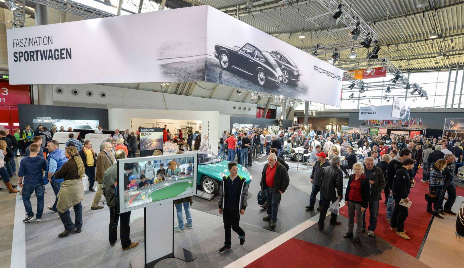 Retro Classics, 2015, Porsche AG