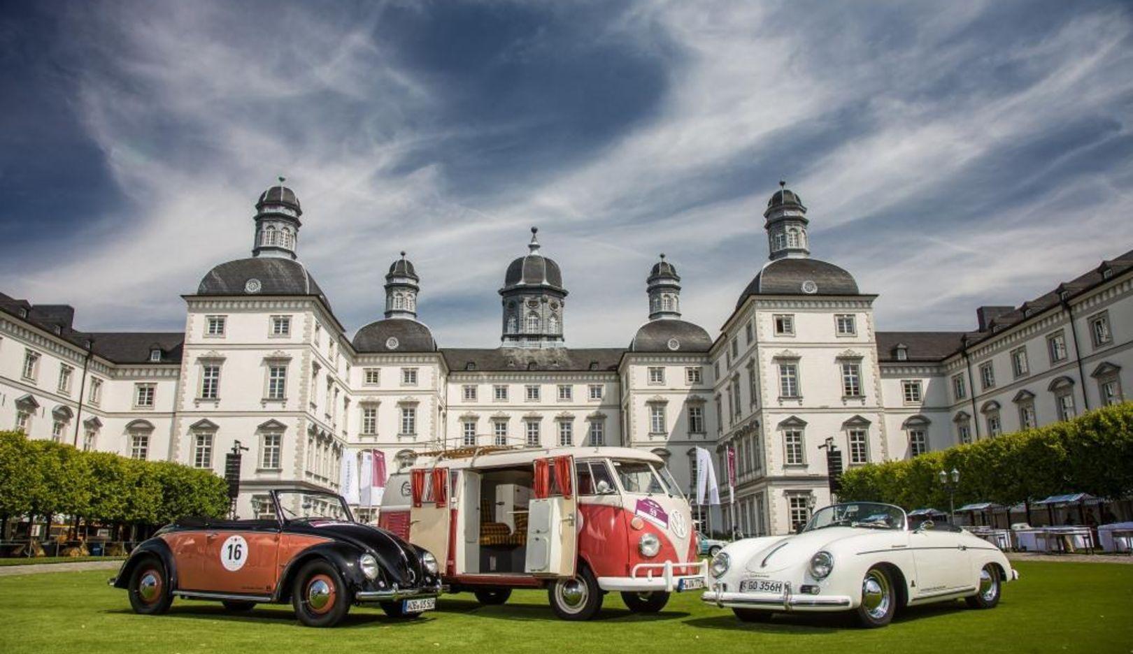 Schloss Bensberg Classics, 2014, Porsche AG