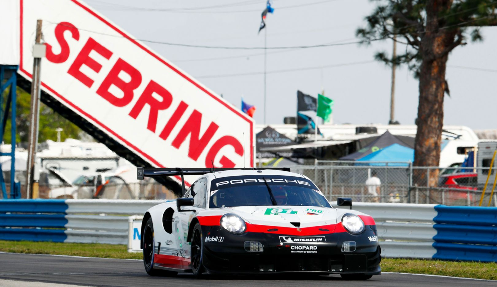 Like Le Mans But In The Usa Major Endurance Test For