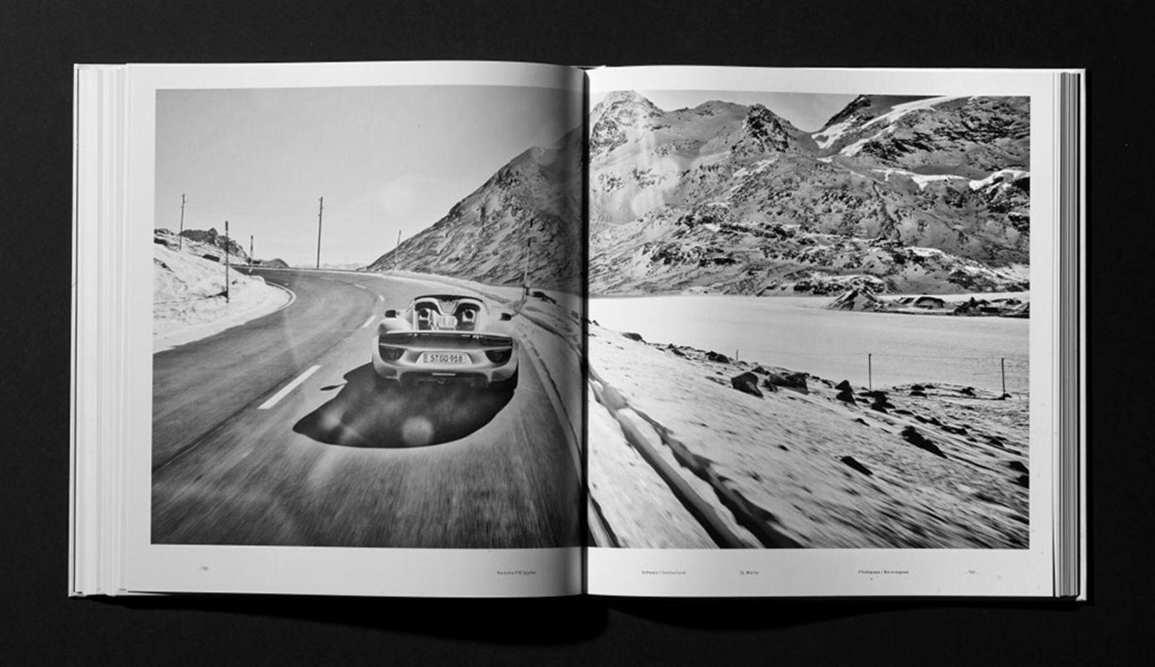 918 Spyder, Picture Book, Stefan Bogner, 2015, Porsche AG