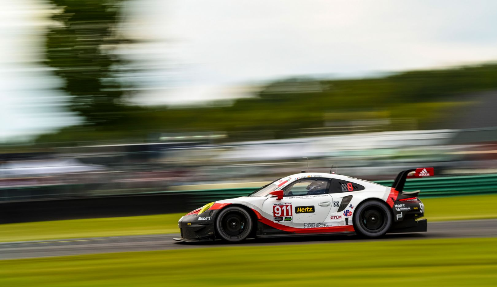 911 RSR, IMSA WeatherTech Sportscar Championship, Danville, USA, 2017, Porsche AG