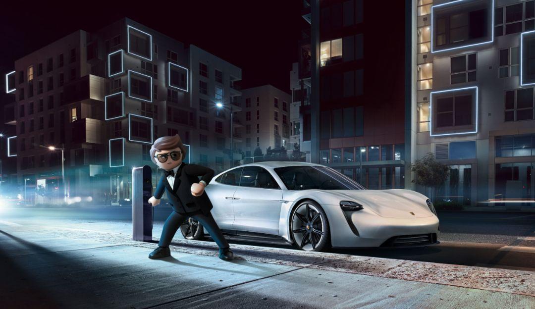 Mission E, PLAYMOBIL: LA PELÍCULA, 2019, Porsche AG