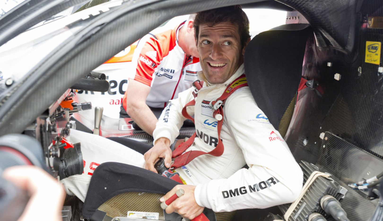 Mark Webber, Werksfahrer, Goodwood Festival of Speed, 2014, Porsche AG