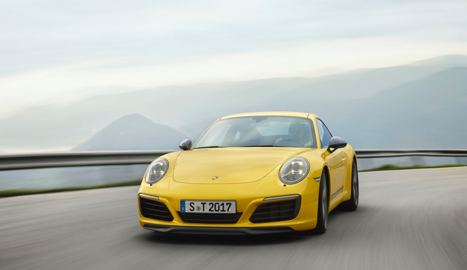 Less Is More The New Porsche 911 Carrera T