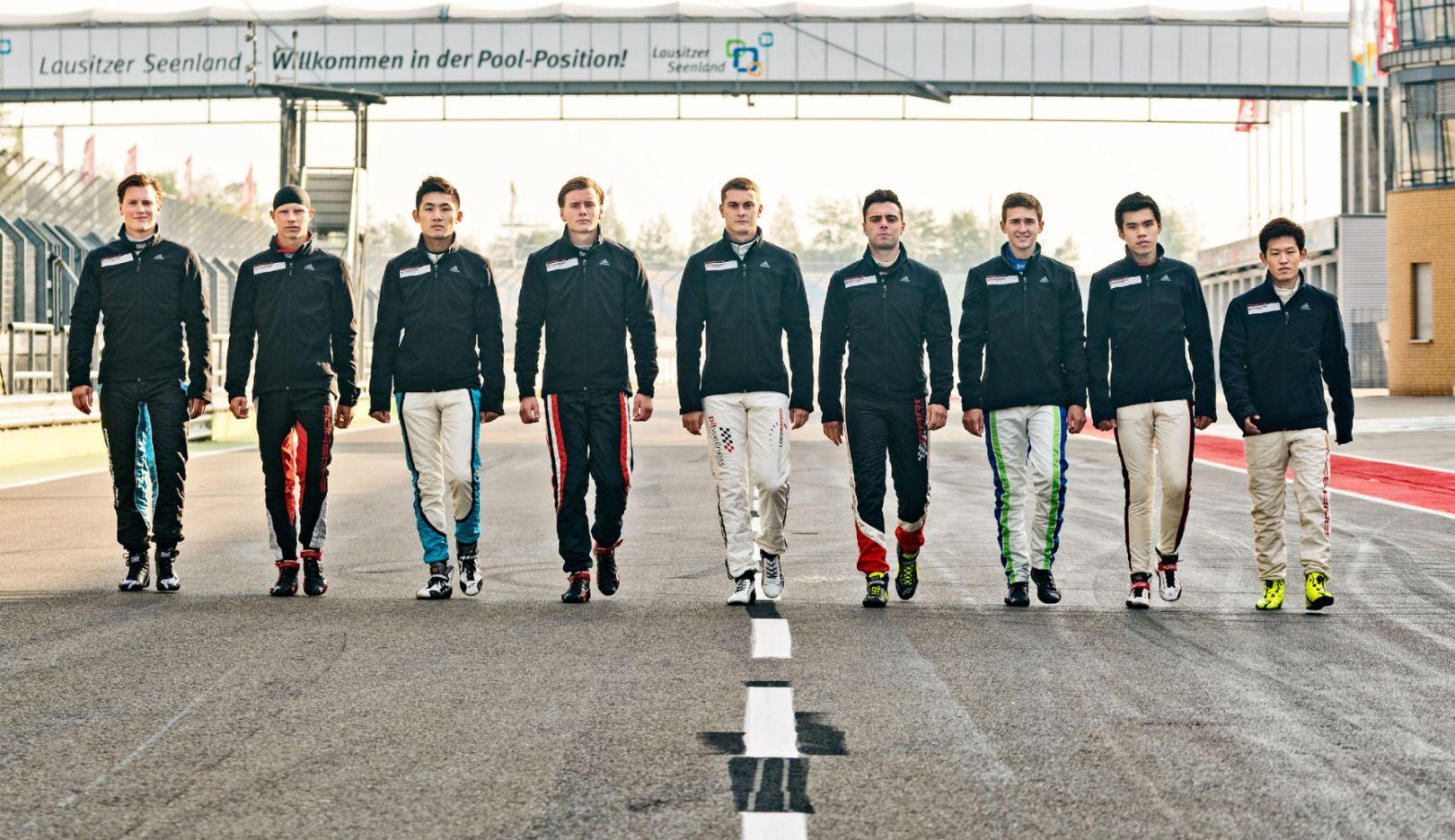 Porsche Motorsport Junior Programme, Porsche 911 GT3 Cup, 2016, Porsche AG