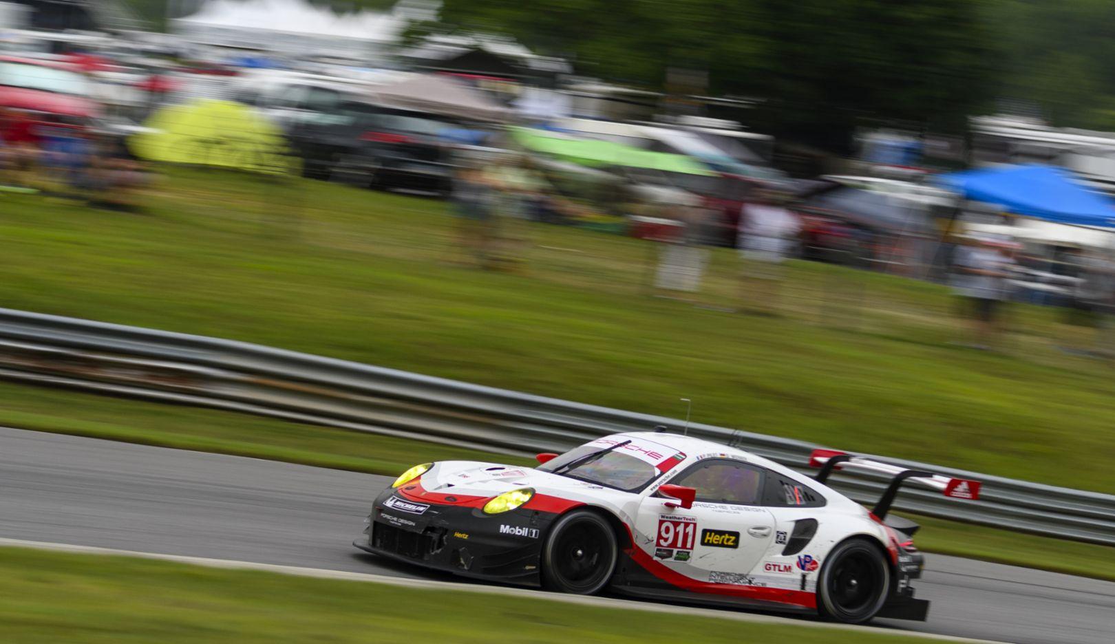 911 RSR, IMSA WeatherTech Sportscar Championship, Lime Rock, USA, 2017, Porsche AG