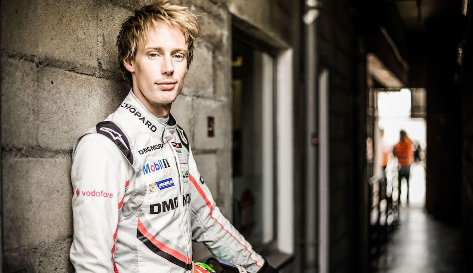 Brendon Hartley, Porsche Werksfahrer LMP1, 2017, Porsche AG