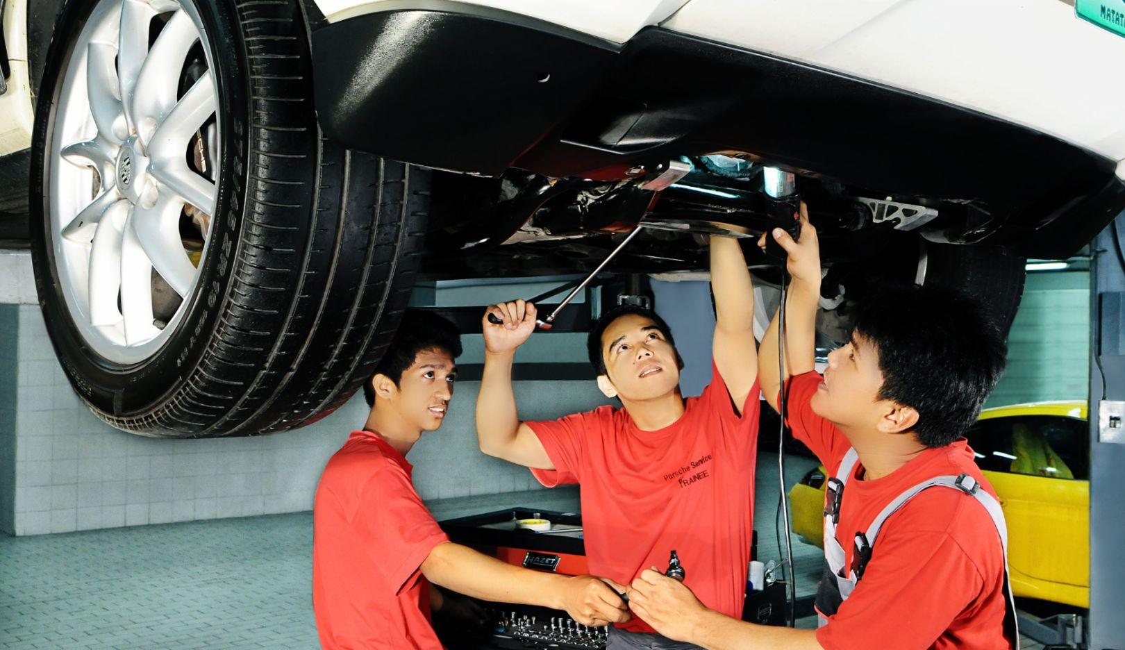Porsche Training and Recruitment Center Asia, Manila, 2015, Porsche AG