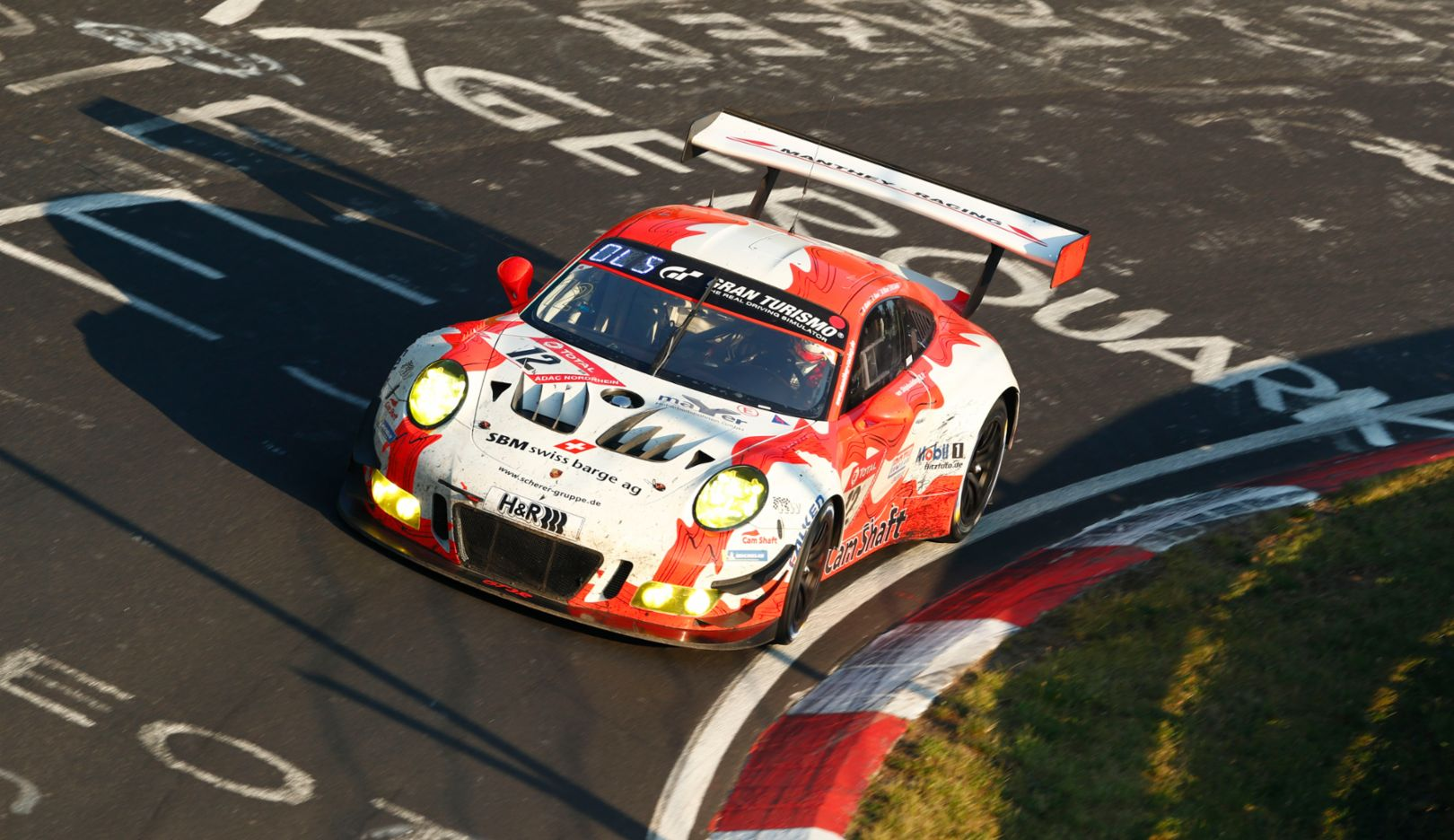 24h Nürburgring: Pro-Am class win at the 24-hour marathon