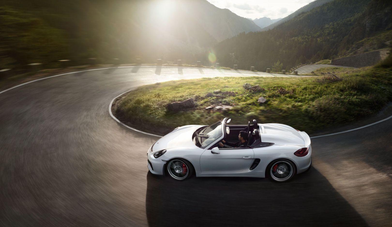 Boxster Spyder, 2015, Porsche AG