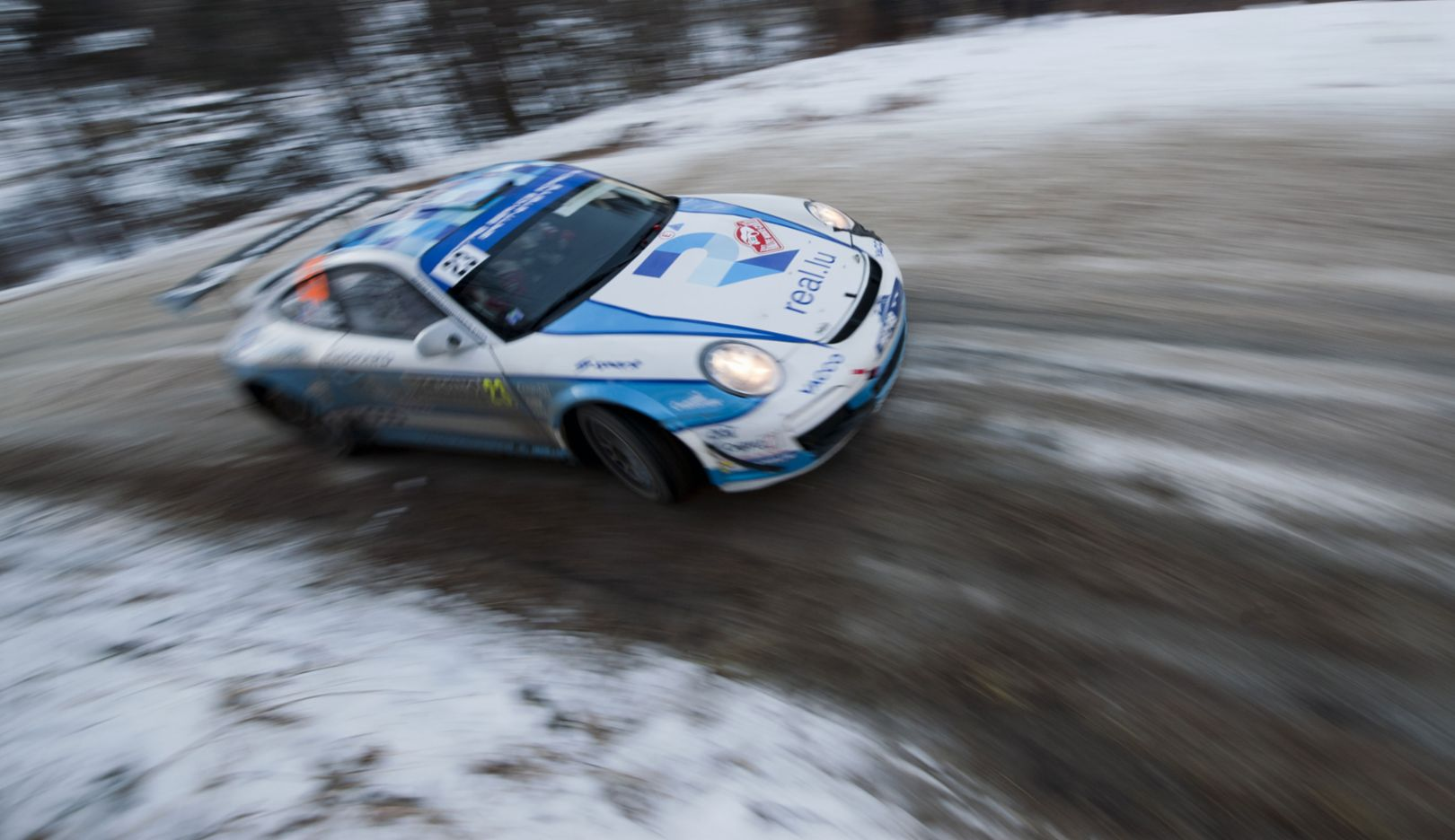 911 GT3 RS, Rallye Monte Carlo, 2017, Porsche AG