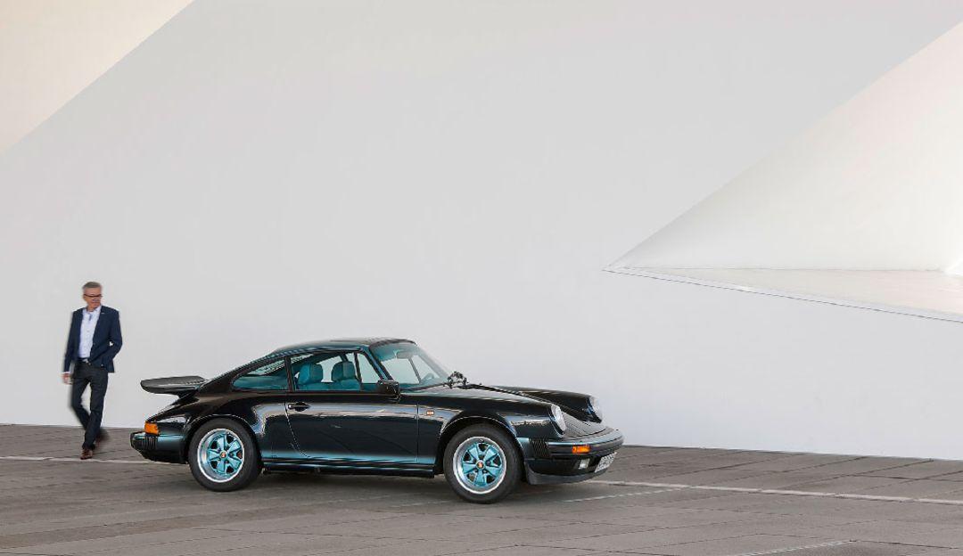 Tilman Brodbeck, Porsche 911 Carrera 3.2, 2018, Porsche AG
