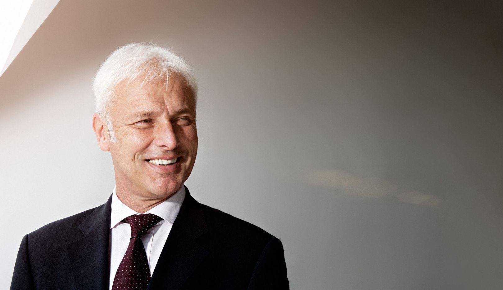 Porsche-Chef Matthias Müller