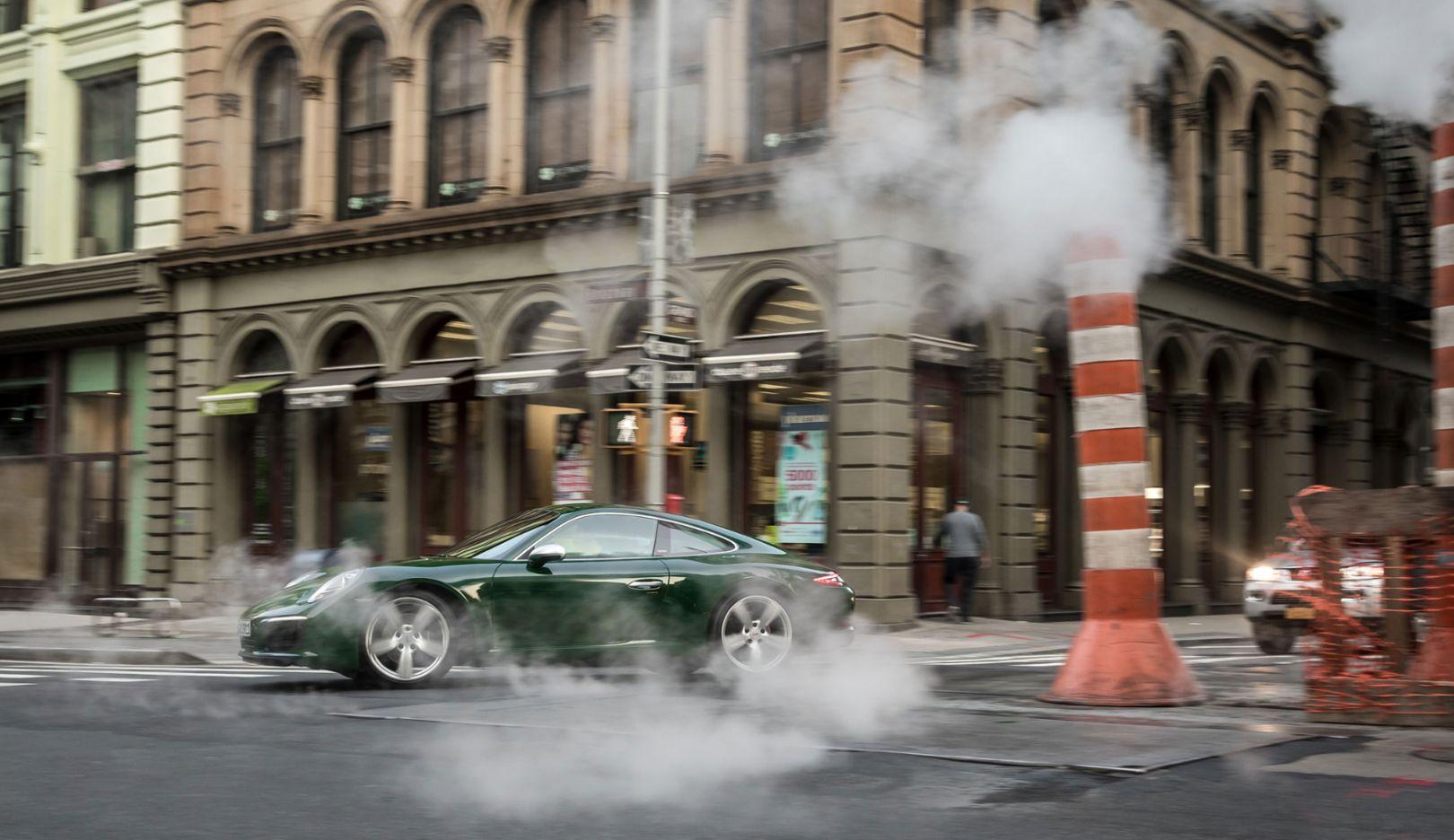 Милионный Porsche 911, Нью-Йорк, 2017, Porsche AG
