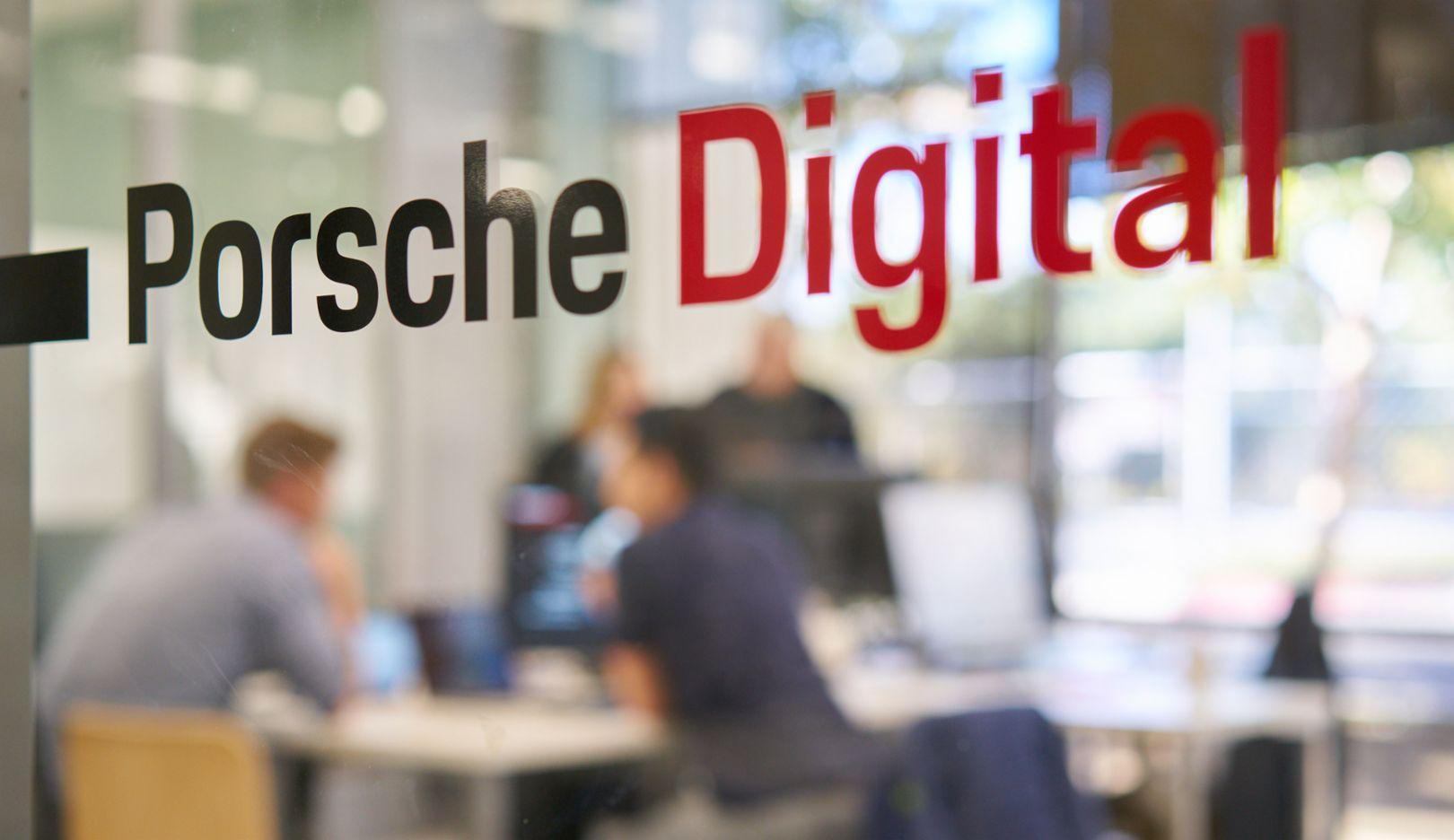 Porsche Digital, Silicon Valley, 2017, Porsche AG