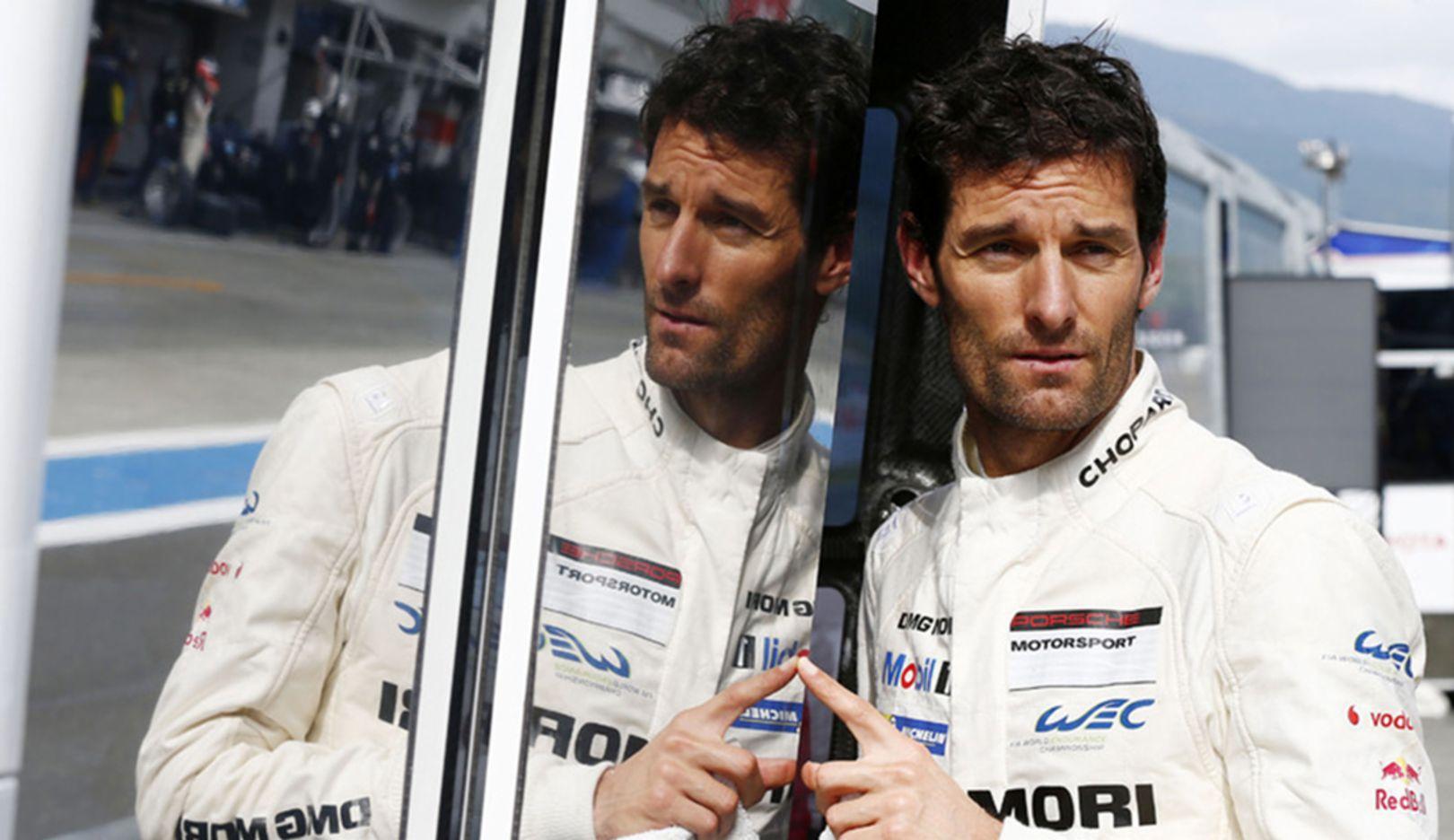 Marc Webber, Werksfahrer, FIA Langstrecken Weltmeisterschaft WEC, Bahrain, 2014, Porsche AG
