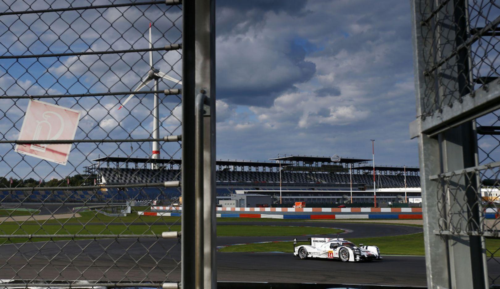 LMP1 Test, Eurospeedway, Lausitzring, 2014, Porsche AG