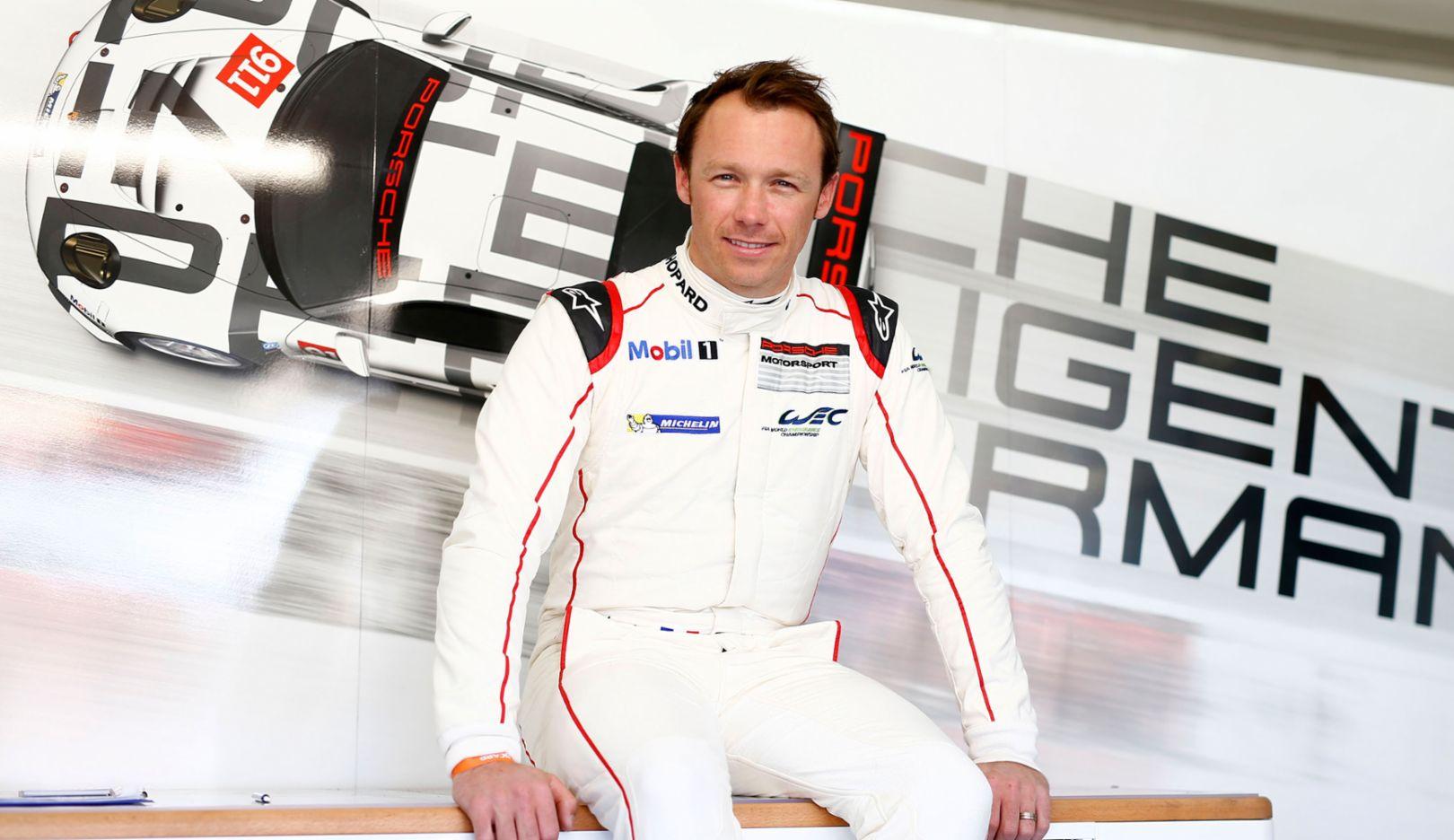Patrick Pilet, United SportsCar Championship, 2015, Porsche AG