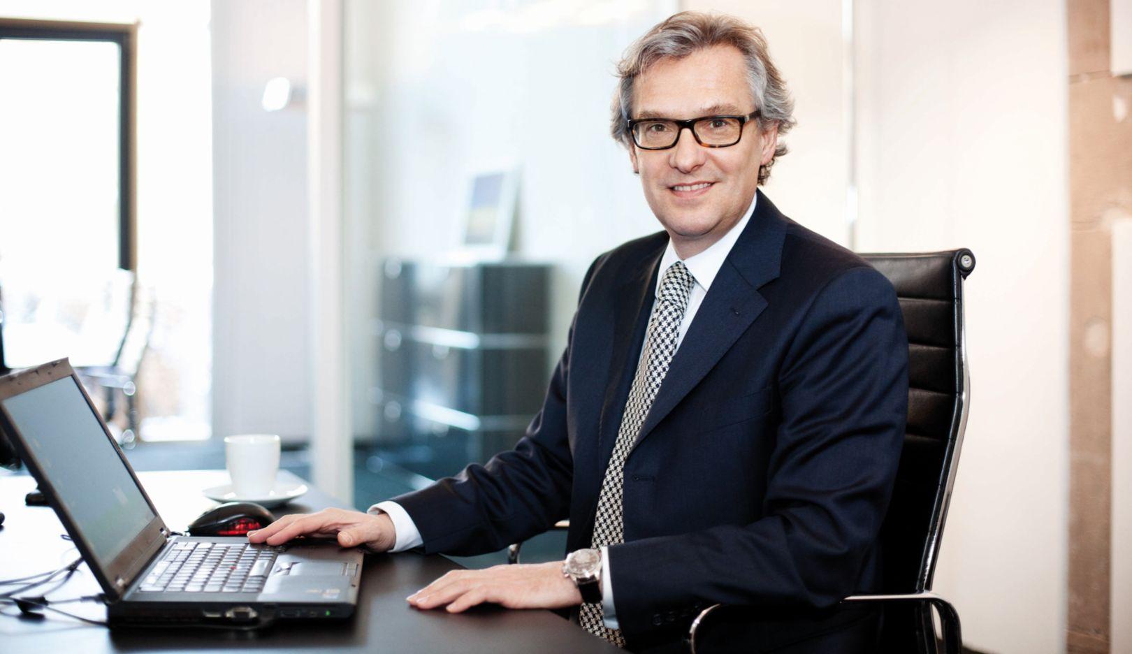 Dr. Ralf Hofmann, CEO, 2016, MHP