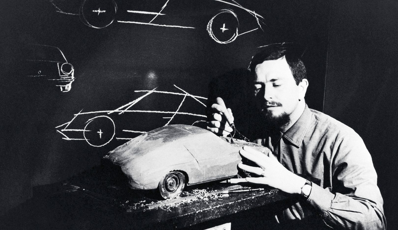 Ferdinand Alexander Porsche, Founder of the Porsche Design Studio, 2017, Porsche AG