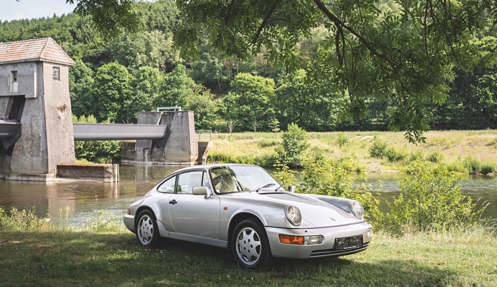 911 Carrera 4 (1989), 2018, Porsche AG