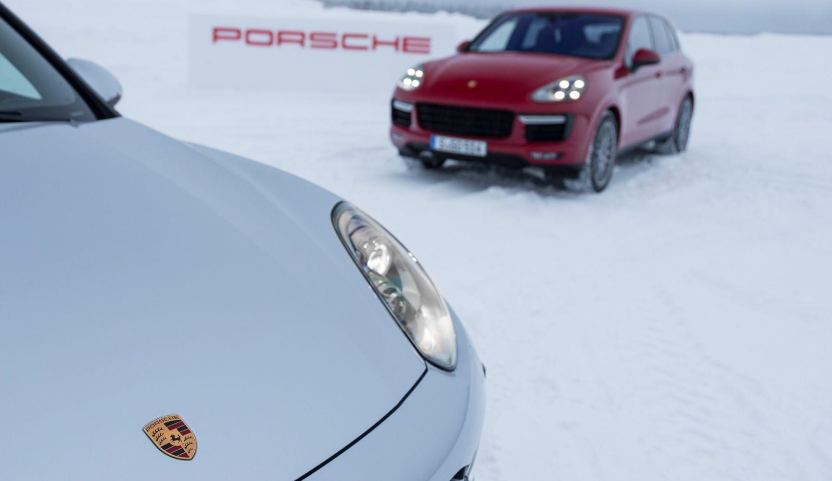 Cayenne GTS, Cayenne Turbo S, 2015, Porsche AG