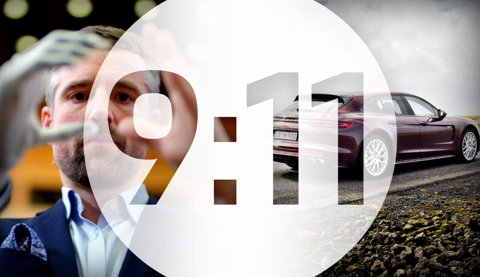 Panamera Turbo S E-Hybrid Sport Turismo, Iceland, 2017, Porsche AG