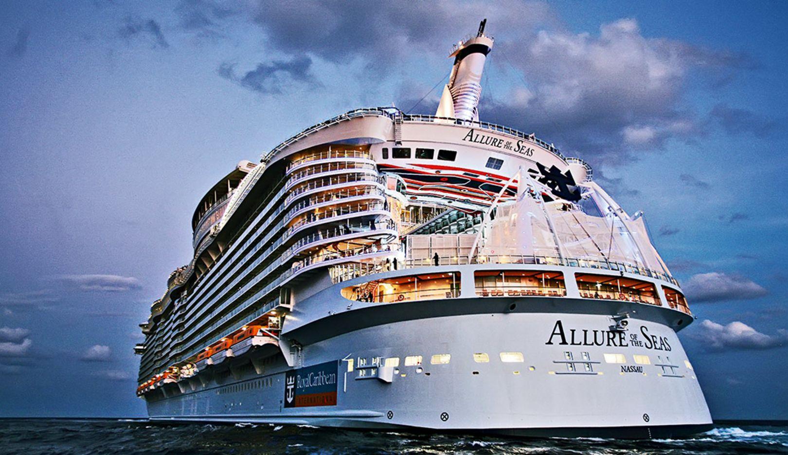 """The """"Allure of the Seas"""" (Photo: Royal Caribbean)"""