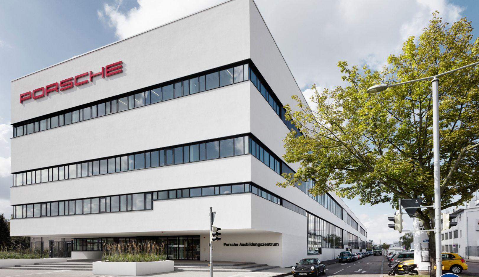 Training Centre, Zuffenhausen, 2015, Porsche AG