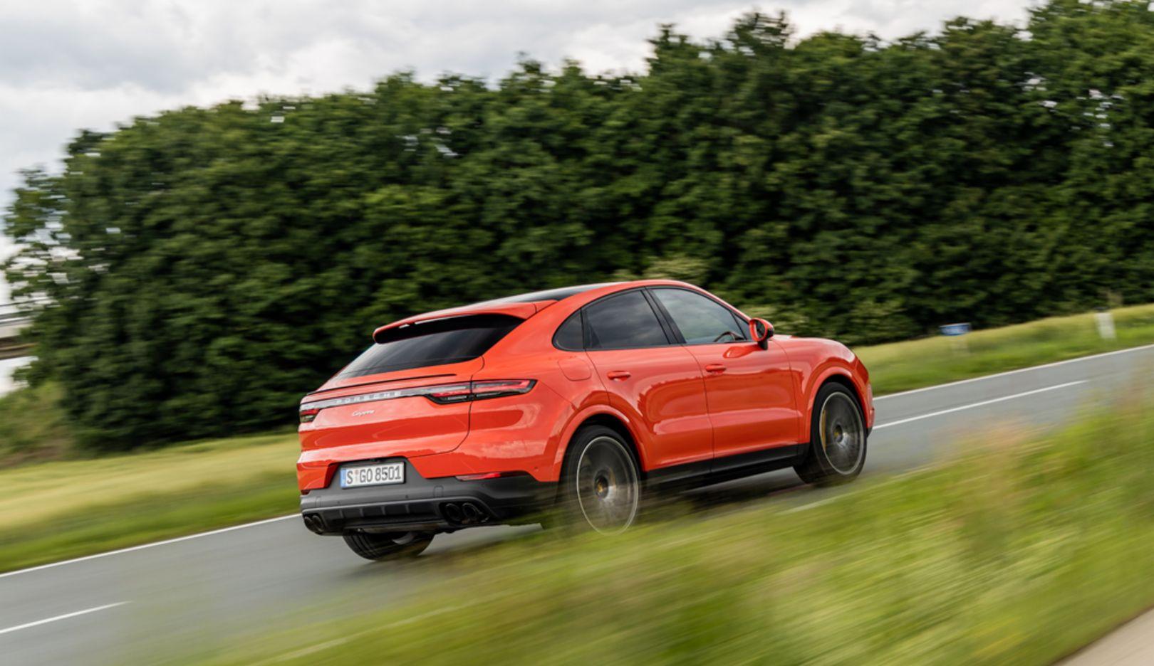 Cayenne Coupé, 2019, Porsche AG