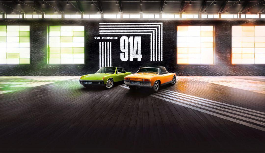 Porsche 914, 2019, Porsche AG