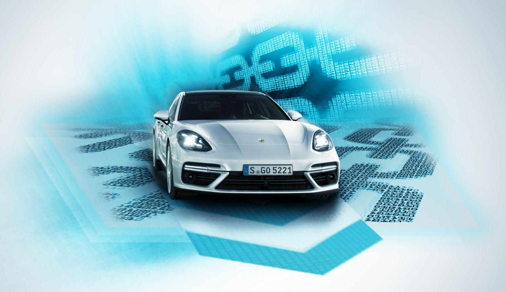 Panamera, 2018, Porsche AG