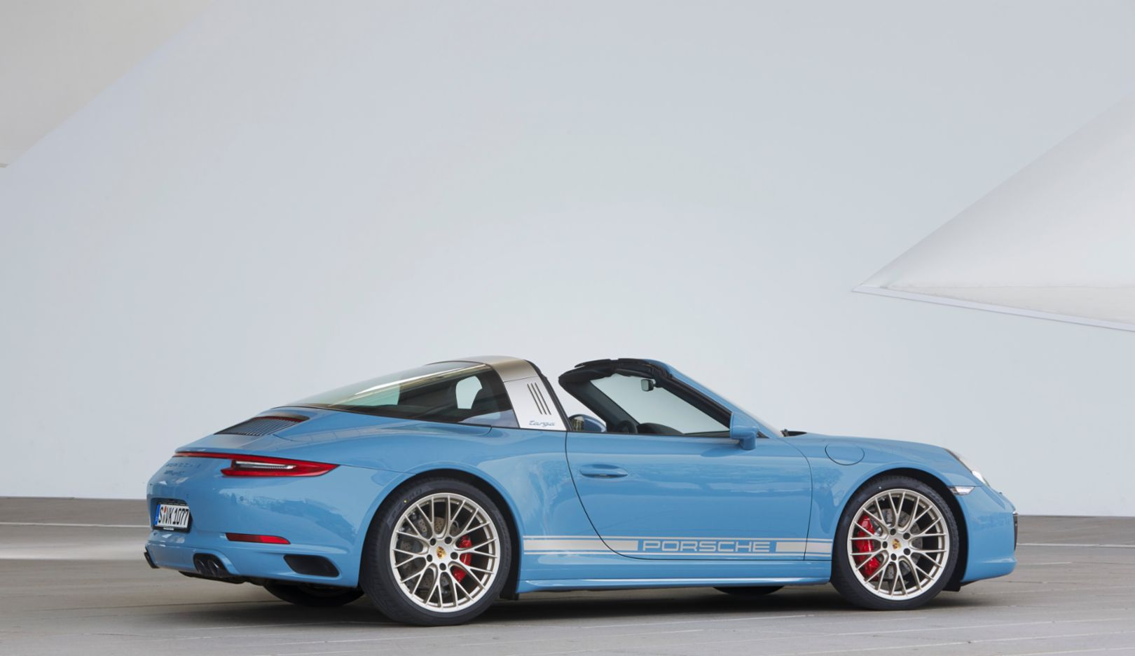 New Porsche 911 Targa 4s Exclusive Design Edition