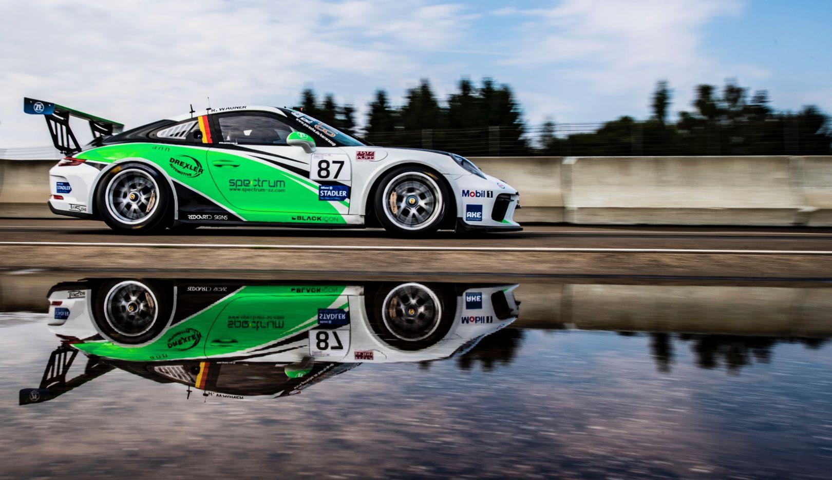 911 GT3 Cup, 2018, Porsche AG