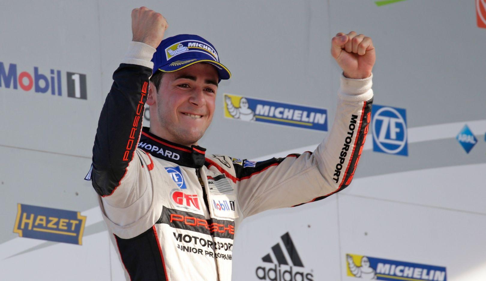 Sven Müller, Porsche Carrera Cup Deutschland, Lausitzring, 2016, Porsche AG
