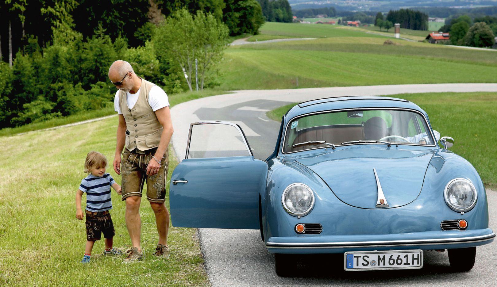 Markus Meindl, Porsche 356 A, 2017, Porsche AG
