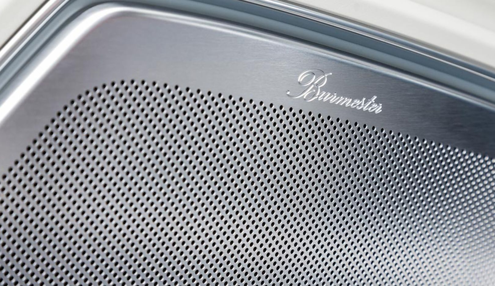 Panamera, 3D High-End Surround Sound-System by Burmester®, 2016, Porsche AG