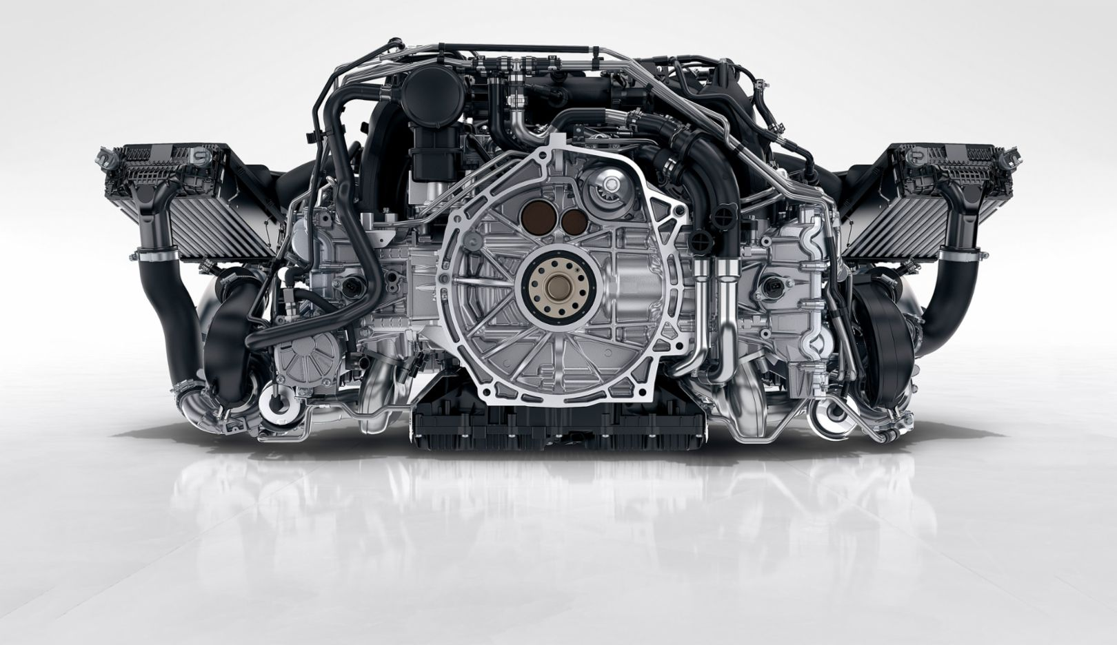 The Flat Engine Traditionrhnewsroomporsche: 911 Turbo Engine Schematic At Gmaili.net