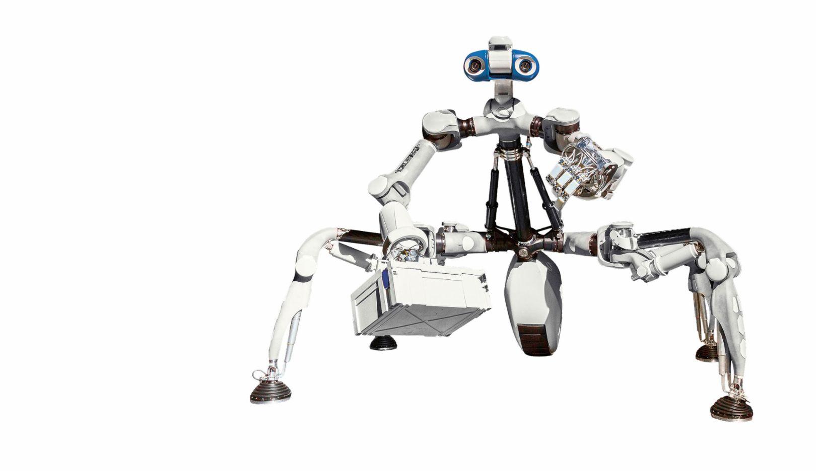Roboter Mantis, 2019, Porsche Engineering GmbH