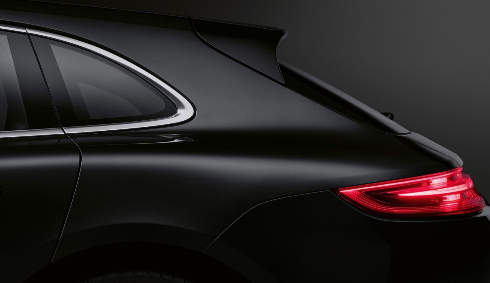 Panamera 4S, 2018, Porsche AG