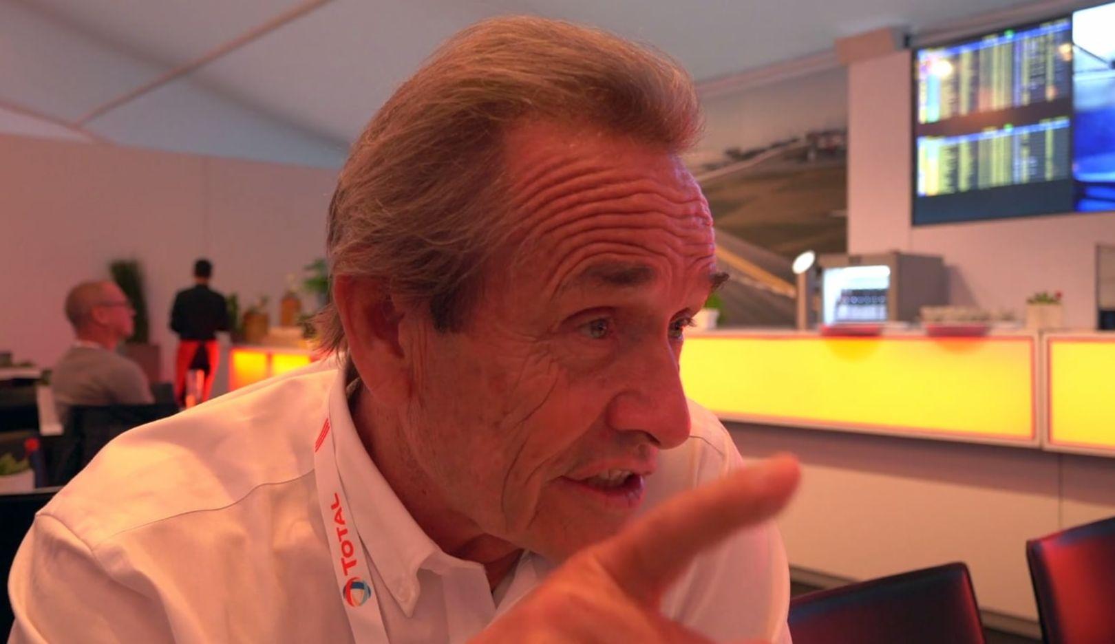 Jacky Ickx, FIA WEC, Le Mans, 2019, Porsche AG