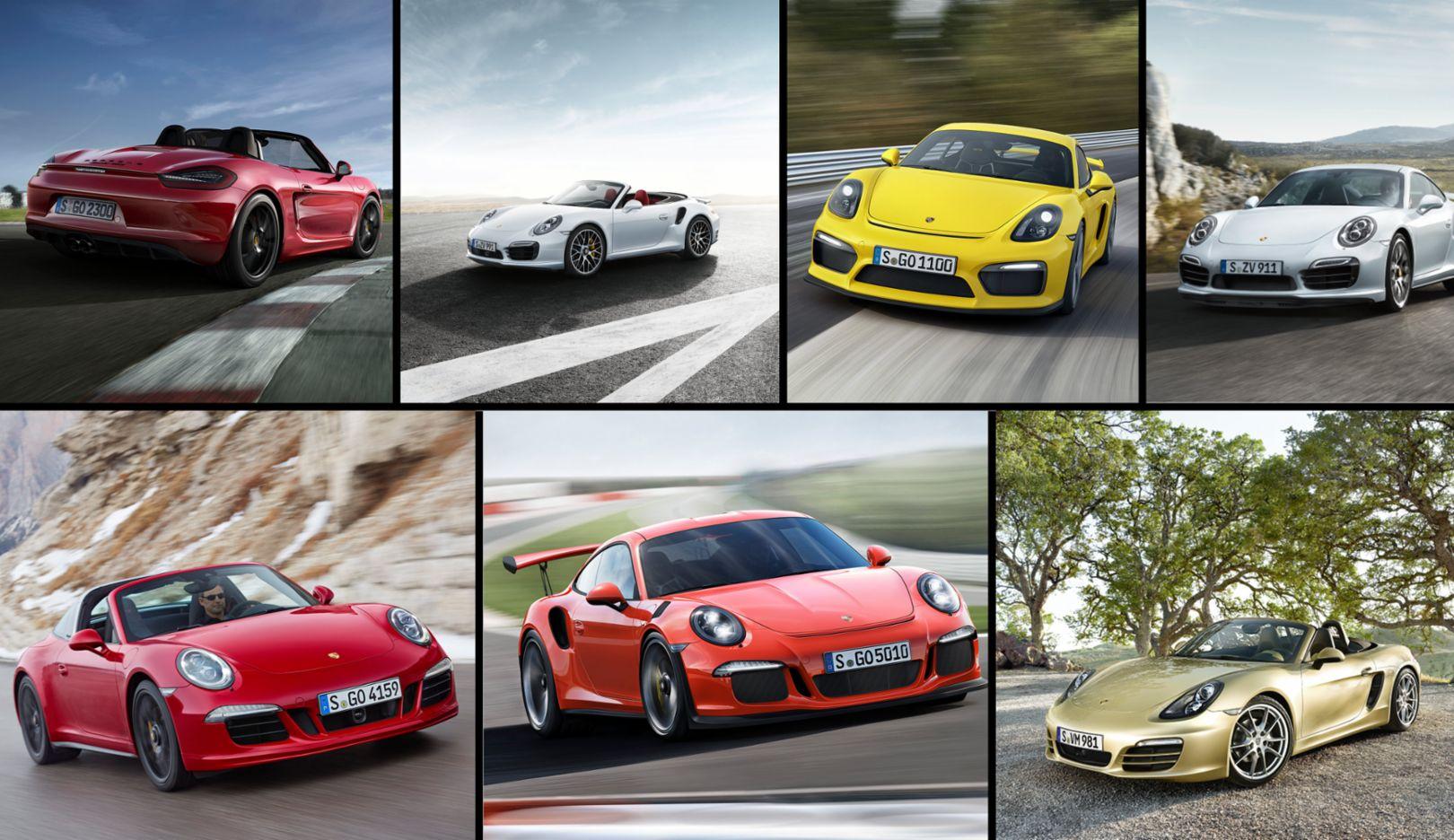sport auto-Award 2015, Porsche AG