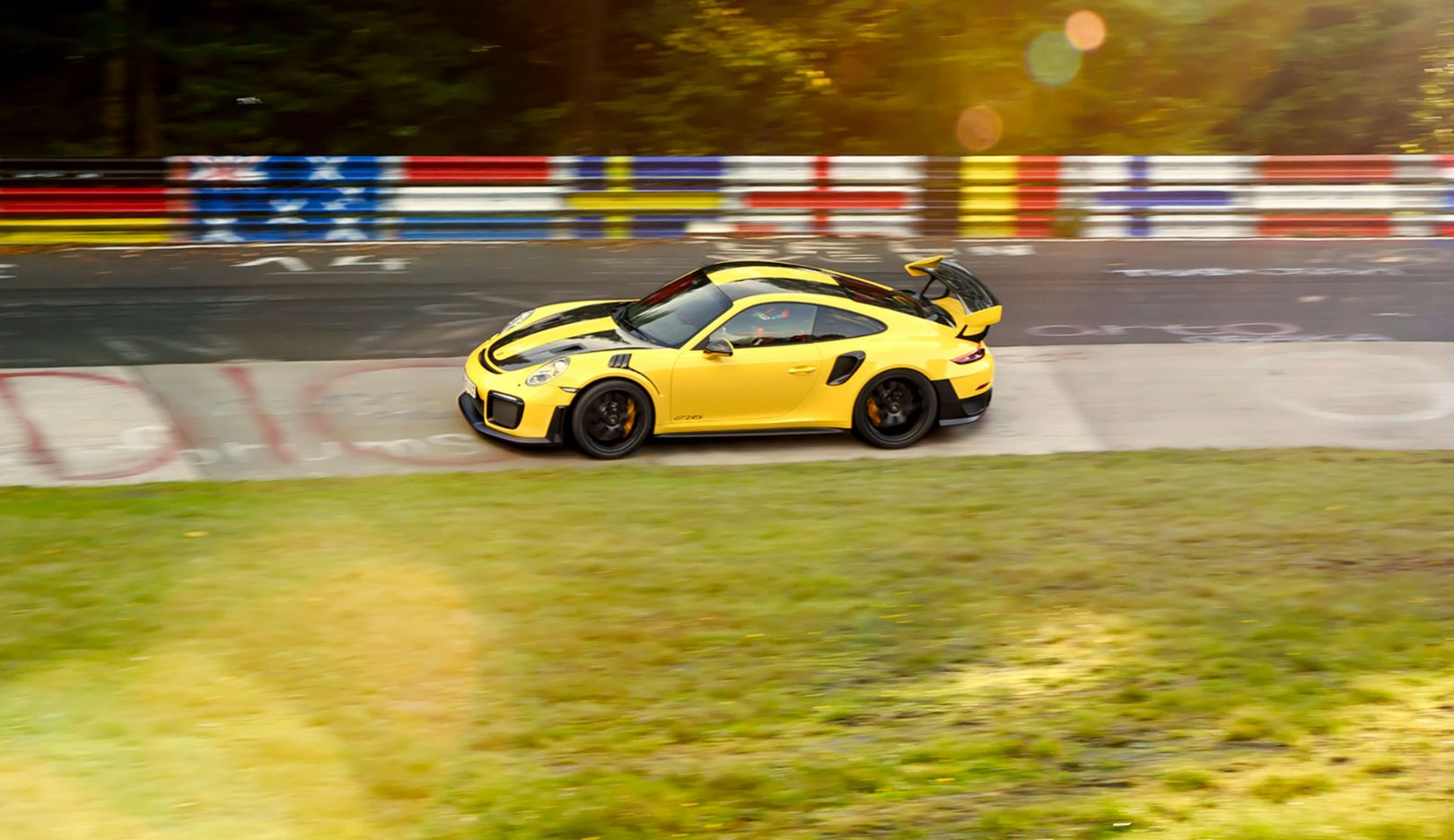 911 GT2 RS, world record, Nürburgring, 2017, Porsche AG