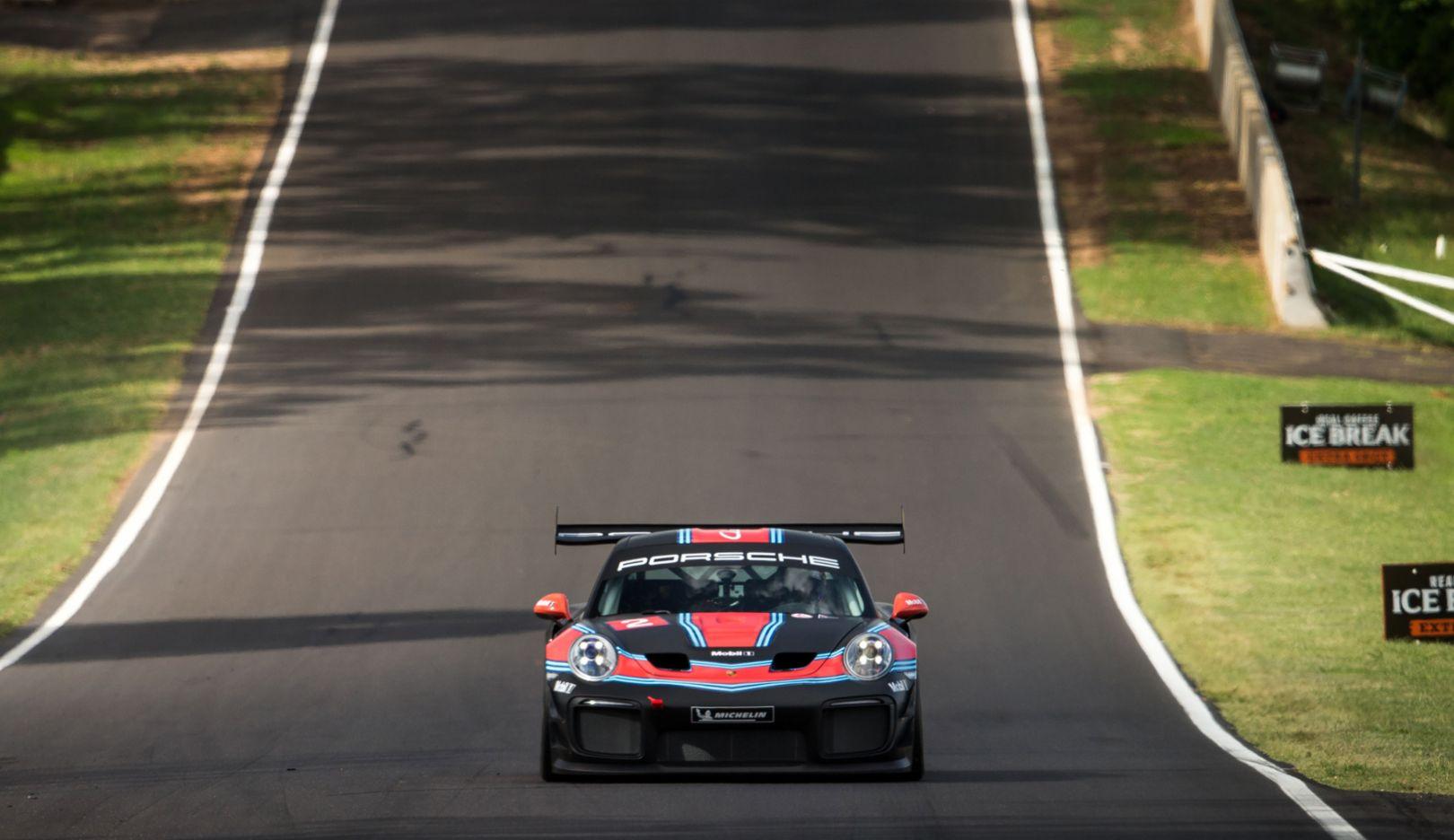 911 GT2 RS Clubsport, Bathurst, Mount Panorama Circuit, 2019, Porsche AG
