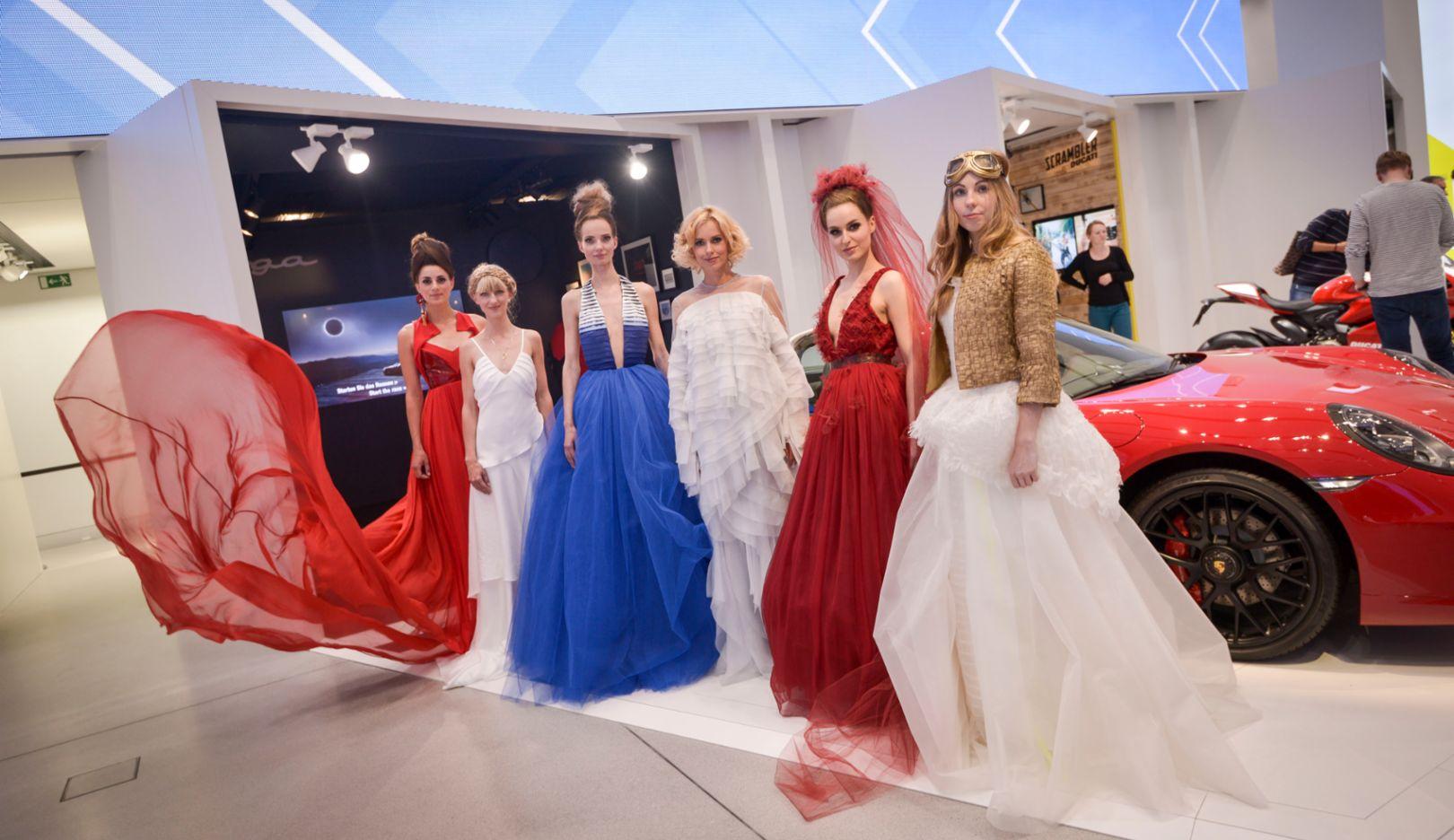 L.O.B. Sophisticated Fashion Awards, 2015, Porsche AG