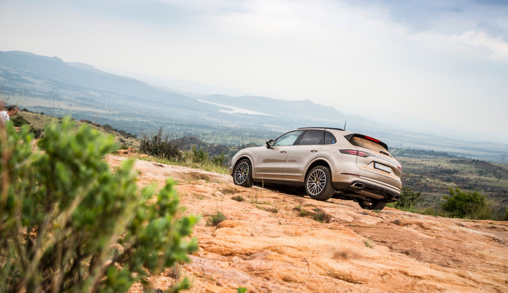 Cayenne E-Hybrid, South Africa, 2018, Porsche AG