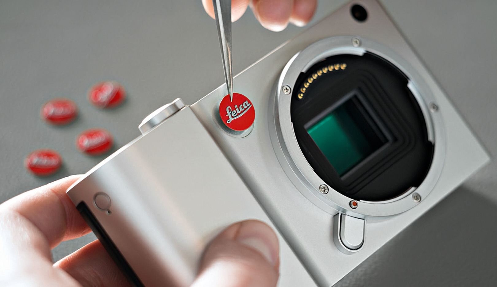 The Leica (Photo: Leica)